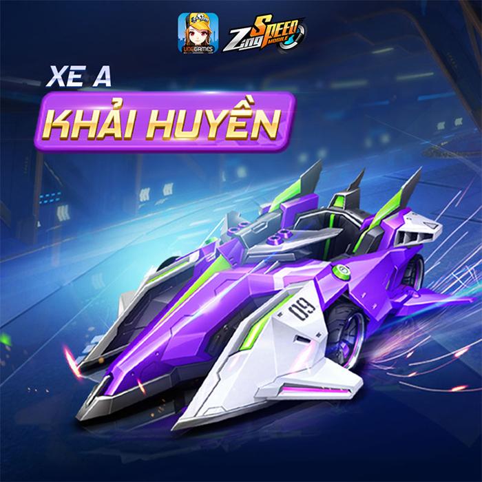 Xe đua hạng sang đồng loạt xuất hiện ở ZingSpeed Mobile VNG 1
