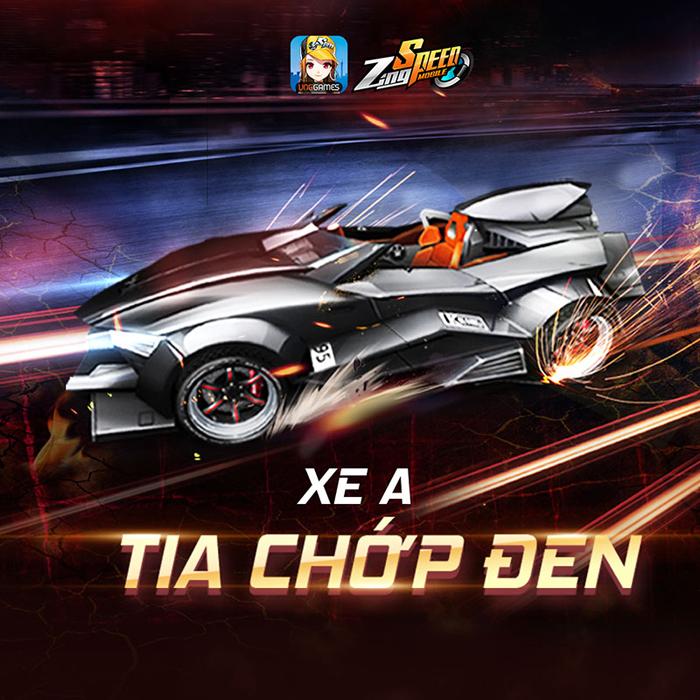 Xe đua hạng sang đồng loạt xuất hiện ở ZingSpeed Mobile VNG 2