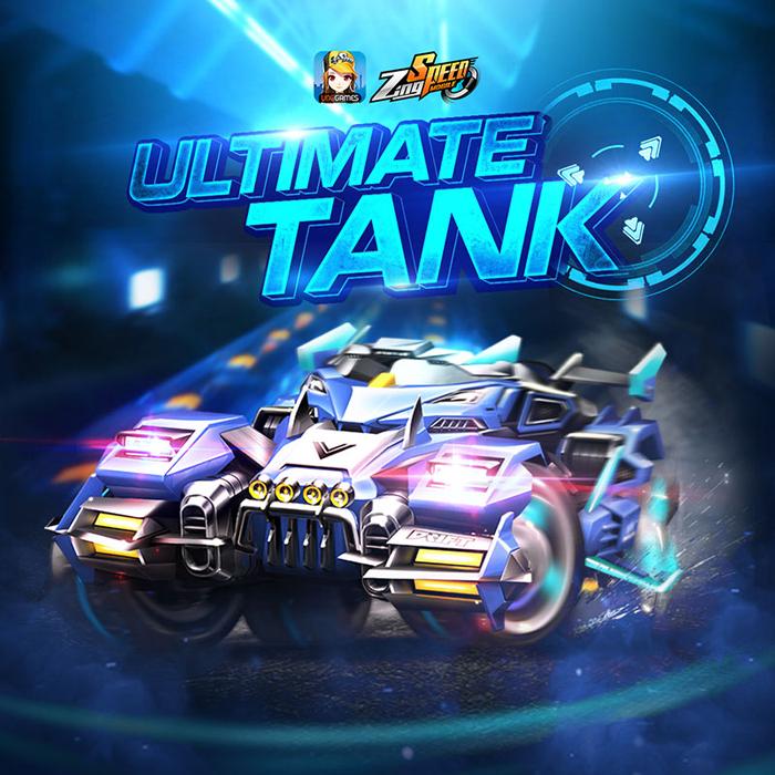 Xe đua hạng sang đồng loạt xuất hiện ở ZingSpeed Mobile VNG 3