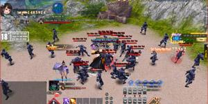 Kiếm Vũ Giang Hồ 3D bị số đông người chơi trêu đùa vì tưởng là game mobile