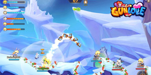Tặng 888 giftcode game Gun Love 3D Mobile