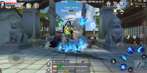 Game thủ Thái Cực 3D khoe ảnh chụp đẹp mắt chào tạm biệt Alpha Test