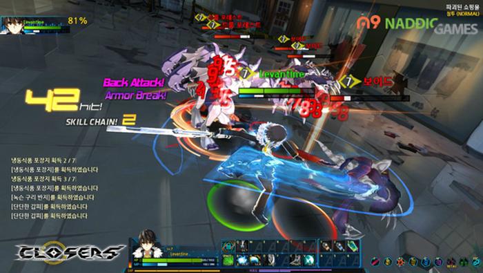 Game PC hành động Closers Online công bố lộ trình ra mắt tại Việt Nam 2