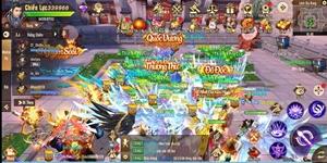 Thiên Kiếm Mobile cực kỳ náo nhiệt với những giải đấu liên tiếp