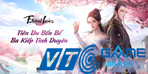 VTC Game ra mắt trang chủ Eternal Love M – Tam Sinh Tam Thế