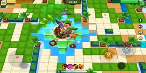 Wild Brawlers – Game bắn súng PVP phong cách Battle Royale Shoot Em Up!