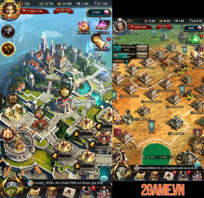 VTC Game đưa game chiến thuật kinh điển War and Order Mobile về Việt Nam 1