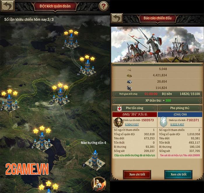 Thêm 11 game mobile mới cập bến Việt Nam giai đoạn đầu năm 2020 6