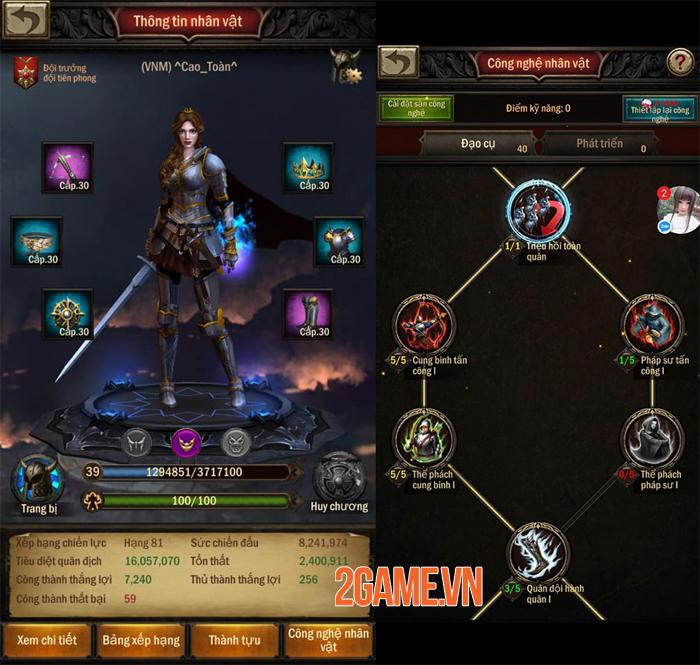 VTC Game đưa game chiến thuật kinh điển War and Order Mobile về Việt Nam 3