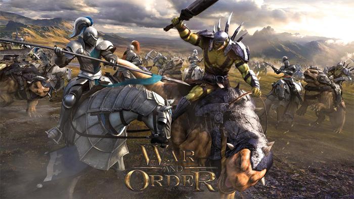 VTC Game đưa game chiến thuật kinh điển War and Order Mobile về Việt Nam 0
