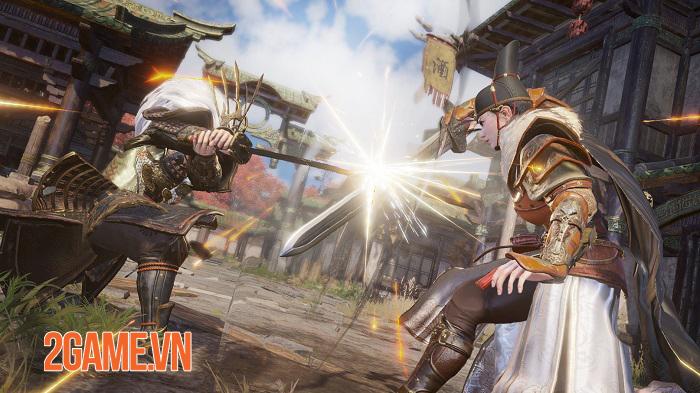 Naraka: Bladepoint sẽ ra mắt trên hệ thống Steam vào đầu năm 2020 1