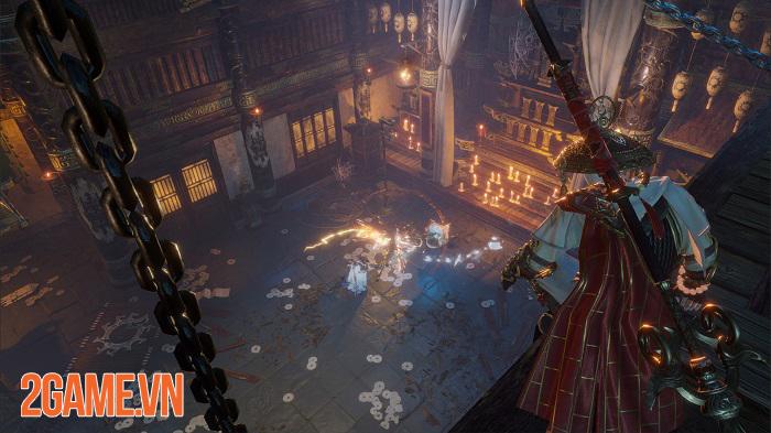Naraka: Bladepoint sẽ ra mắt trên hệ thống Steam vào đầu năm 2020 2