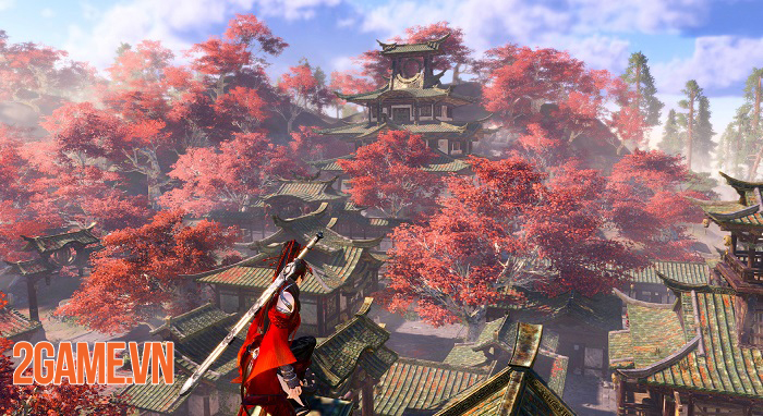Naraka: Bladepoint sẽ ra mắt trên hệ thống Steam vào đầu năm 2020 3