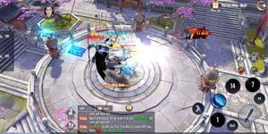Bí kíp giúp bạn tăng cấp nhanh chóng trong game Thái Cực 3D Mobile