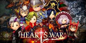 Hearts War Mobile ra mắt phiên bản Beta Test tại thị trường Đông Nam Á