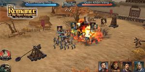 Game mobile Tân Tam Quốc Chí sẽ làm thỏa lòng những fan yêu thích chiến thuật