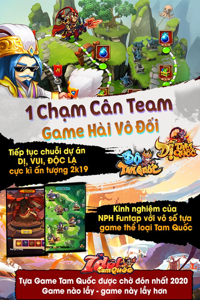Thêm 9 game mới cập bến Việt Nam giai đoạn cuối năm 2019 1
