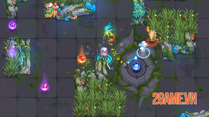 Trải nghiệm game Force of Guardians bản tiếng Việt vừa ra mắt 2