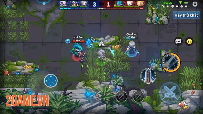 Trải nghiệm game Force of Guardians bản tiếng Việt vừa ra mắt 4