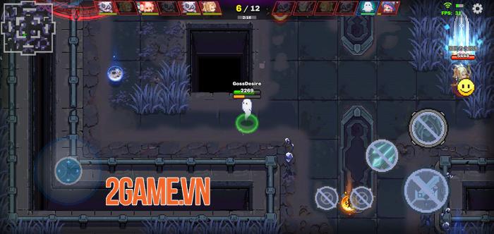 Trải nghiệm game Force of Guardians bản tiếng Việt vừa ra mắt 3