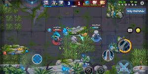 Trải nghiệm game Force of Guardians bản tiếng Việt vừa ra mắt