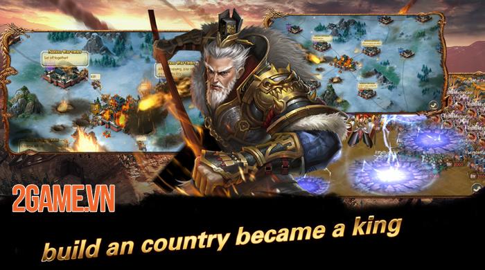Vương Triều Tranh Bá