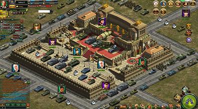 Thế Giới Đại Chiến 2 cập bến làng game Việt