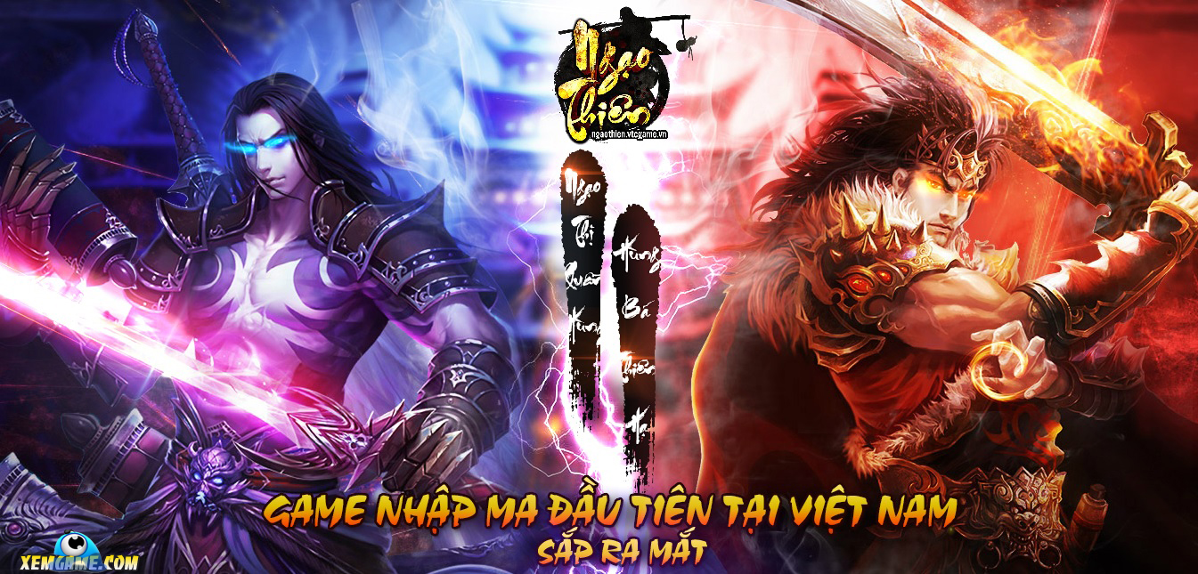 Chơi thử game Ngạo Thiên trước ngày ra mắt tại Việt Nam