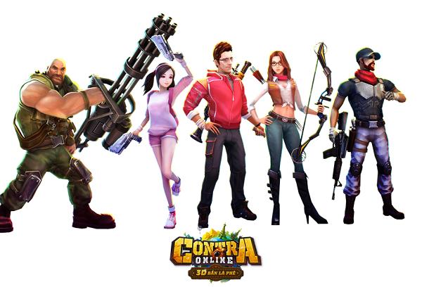 Contra Online chính thức có mặt trên iOS