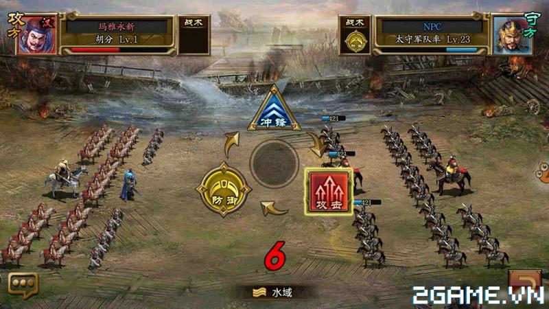 Thiên Tướng Hùng Sư | XEMGAME.COM