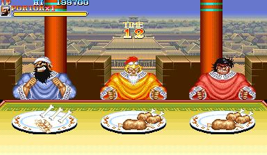 Hỏa Chiến mobile cũng có màn xơi bánh bao như thời game thùng
