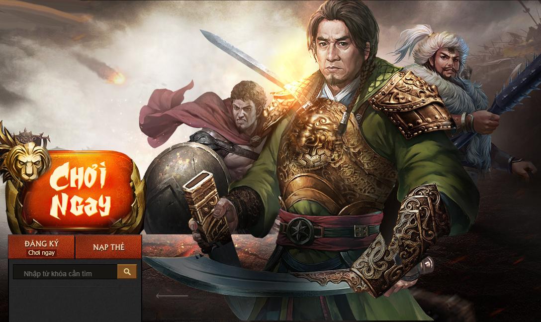 360Game ra mắt game mới Thiên Tướng Hùng Sư