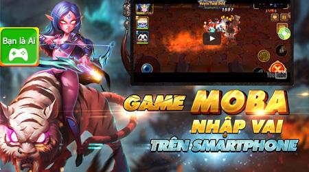 Bất ngờ với 6 tính năng cực dị của game MOBA nhập vai sắp ra mắt