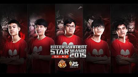 RoTK những chàng trai vàng của eSports Việt