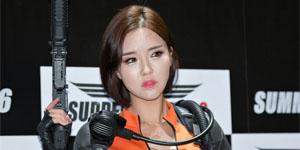 Chiêm ngưỡng dàn show girl bắt mắt tại G-Star 2015 – Phần 3 (HD)