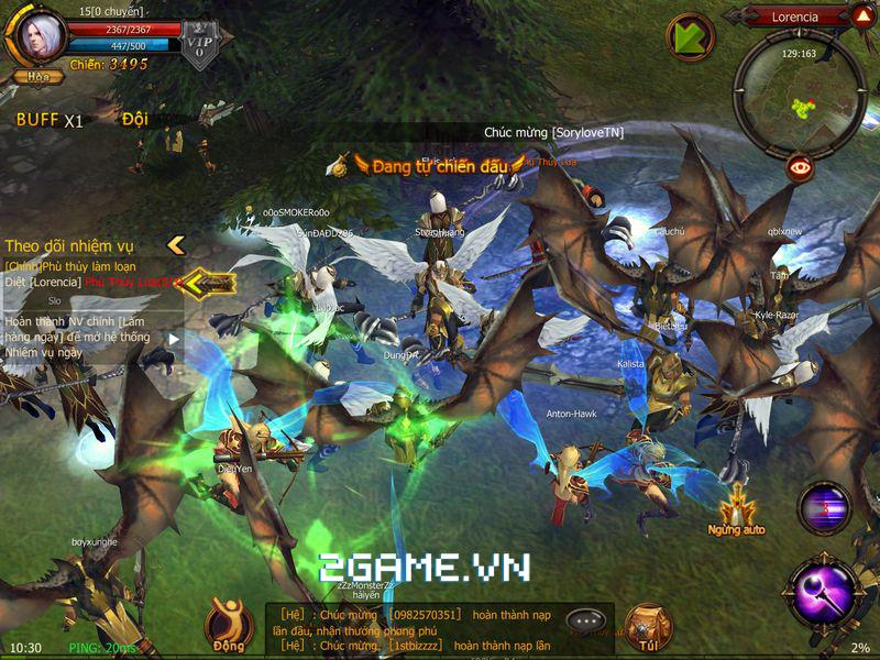 Chơi MU Origin VN tôi thấy ký ức MU Online năm xưa ùa về!