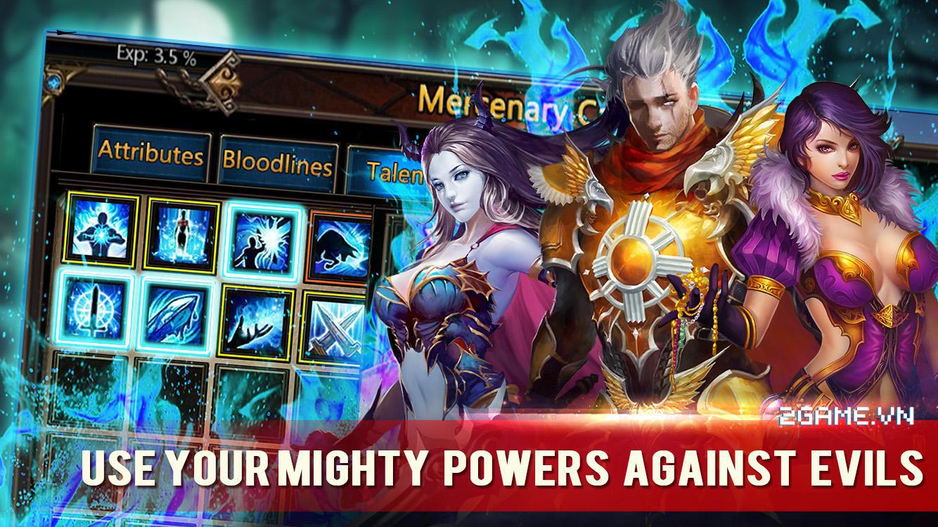Huyền Thoại Heroes III | XEMGAME.COM