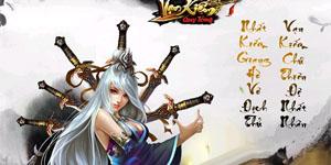 Vạn Kiếm Quy Tông ra mắt trang chủ, định ngày mở game