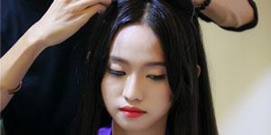 'Cô gái tai tiếng' Thúy Vi tham gia cosplay game Hoa Thiên Cốt