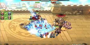 3Q Truyền Kỳ tăng tính chiến thuật bằng số tướng và ô xếp trận hình