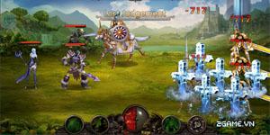 Chơi thử Huyền Thoại Heroes III trước khi ra mắt tại Việt Nam