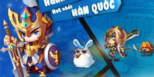 Game Luyện Rồng ra mắt trang chủ, định ngày mở game