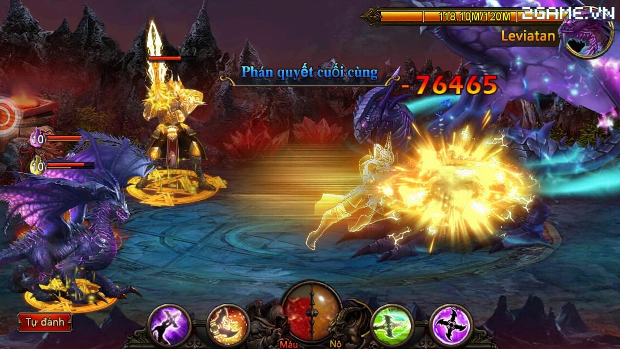 Tặng 1000 giftcode game Huyền Thoại Heroes III