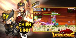 Luyện Rồng mobile: game giống MapleStory đã cho tải game