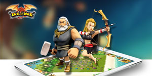 Era of War: game Việt Nam 100% tự sản xuất, thật không thể tin nổi