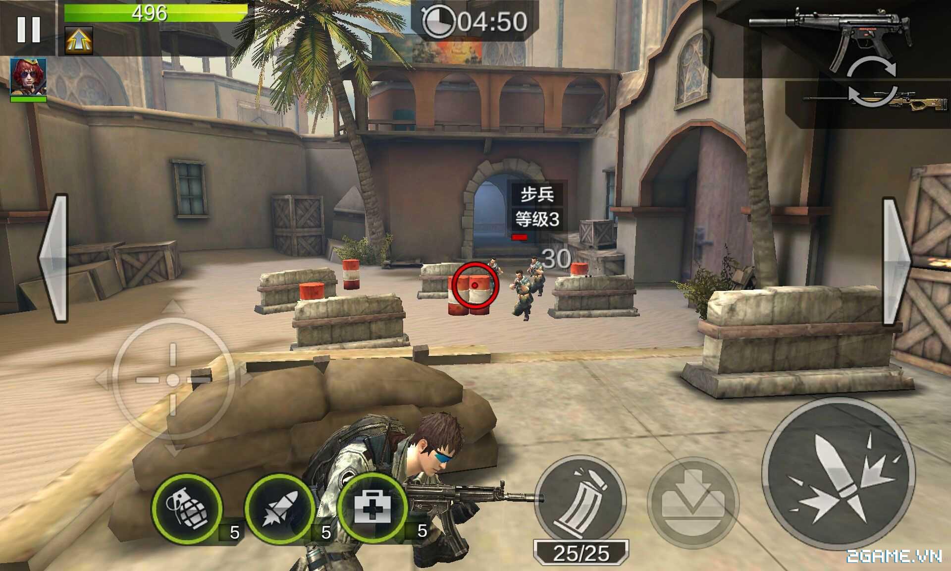 Chiến Dịch Huyền Thoại | XEMGAME.COM