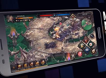 Lineage on Mobile của NCSoft chính thức lộ diện