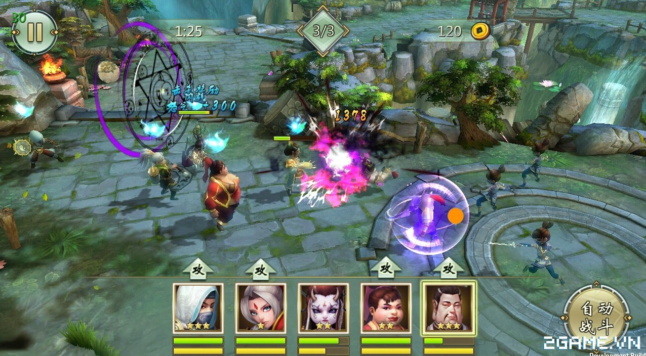 Võ Lâm Ngoại Truyện mobile | XEMGAME.COM