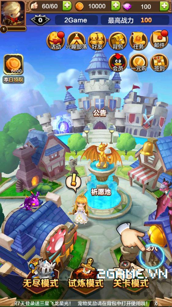 Bí Kíp Luyện Rồng 3D | XEMGAME.COM