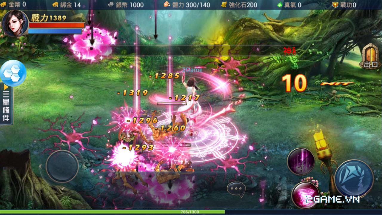 Thần Ma Mobile – Game nhập vai 2D hành động sướng tay